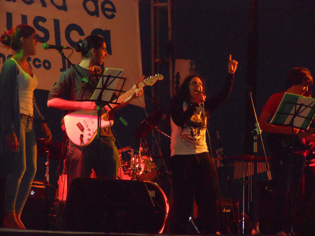 Benagalbon Gig 2013