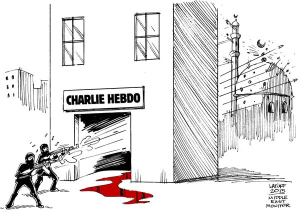 LatuffCartoons Charlie Hebdo